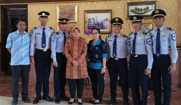Berkat Beasiswa Pemkot, 5 Arek Surabaya Jadi Co-pilot Citilink