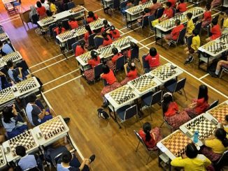 """Keseruan Festival """"Chess In School"""" BPK PENABUR Jakarta 2019"""