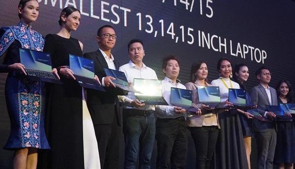 Ini Seri Asus ZenBook yang Katanya Lebih Kecil dari MacBook Air Itu