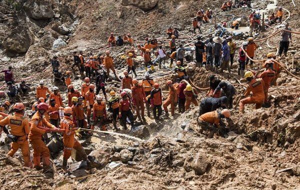 Indonesia-Inggris Kolaborasi Penelitian Bidang Bencana Hidrometeorologi