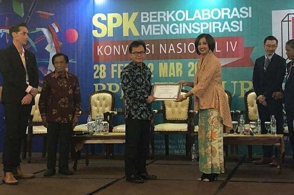 Konvensi Nasional IV Sekolah SPK